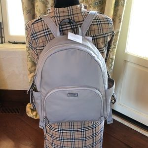 NWT kate spade large nylon backpack